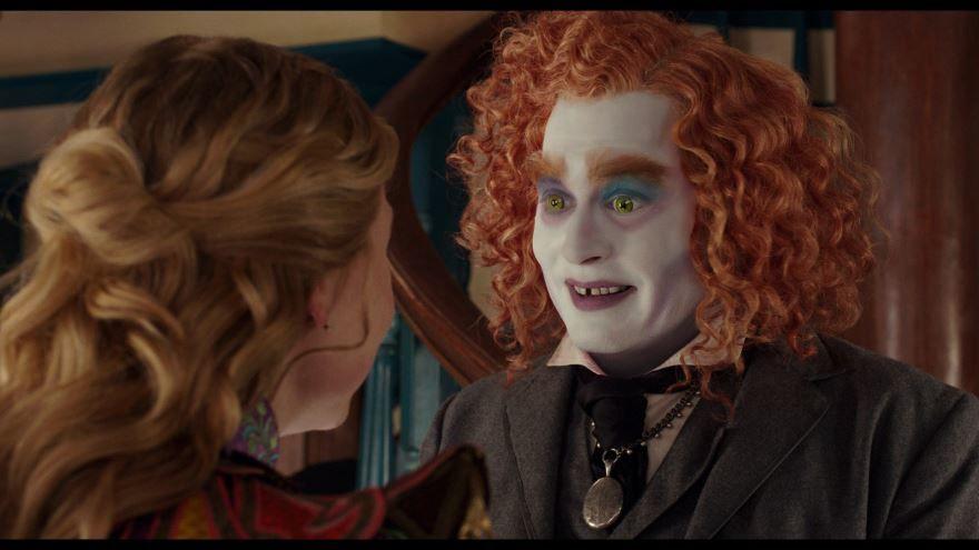Бесплатные кадры к фильму Алиса в зазеркалье в качестве 1080 hd