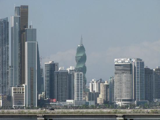 Фото города Панама