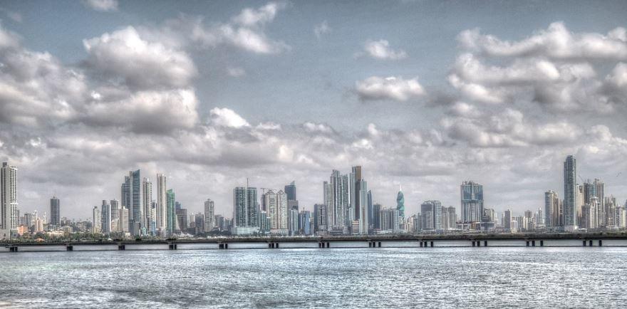 Скачать онлайн бесплатно лучшее фото город Панама в хорошем качестве