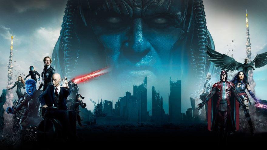 Бесплатные кадры к фильму Люди Икс: апокалипсис в качестве 1080 hd