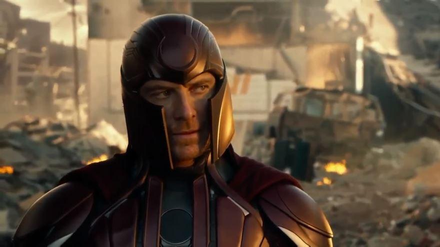 Лучшие картинки и фото фильма Люди Икс: апокалипсис 2018 в хорошем качестве