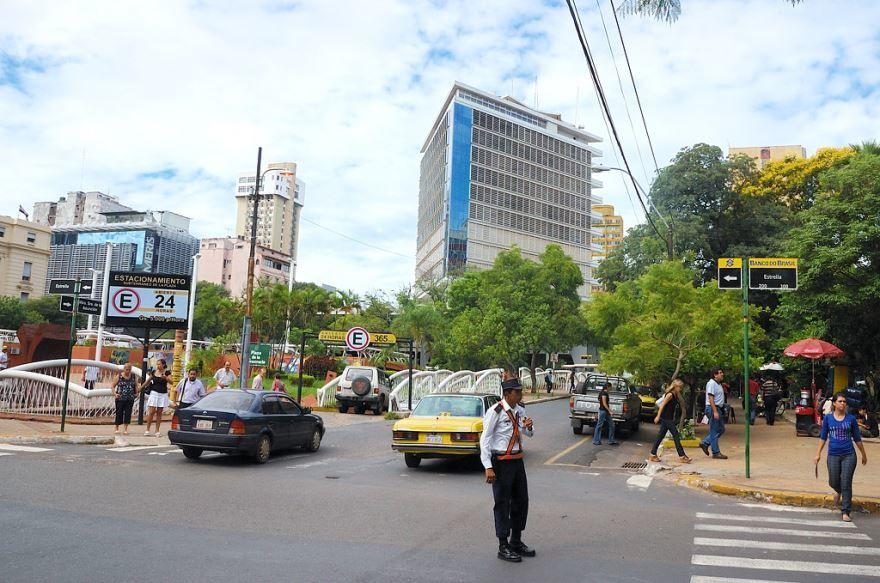 Смотреть красивое фото город Асунсьон