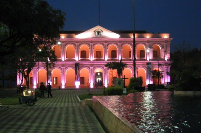 Фото города Асунсьон Парагвай