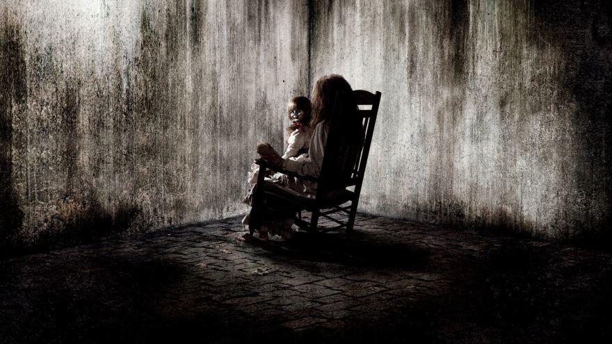 Смотреть бесплатно постеры и кадры к фильму Заклятие 2 онлайн