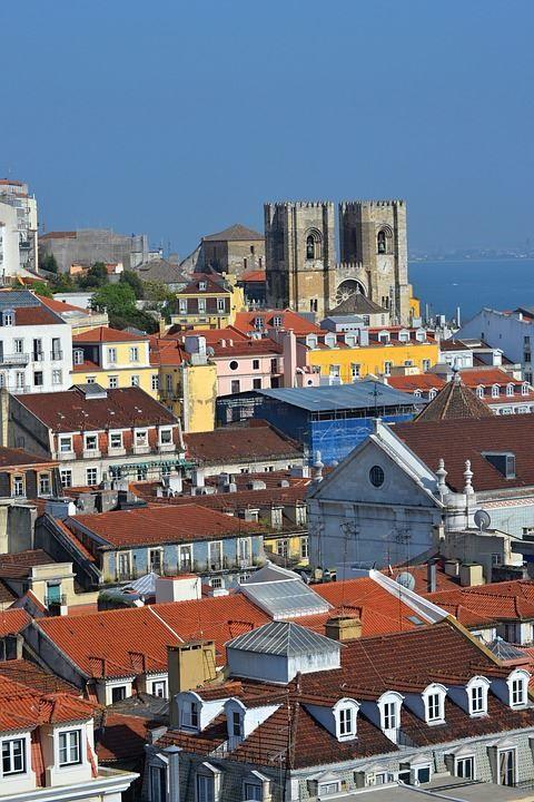 Фото города Лиссабон Португалия