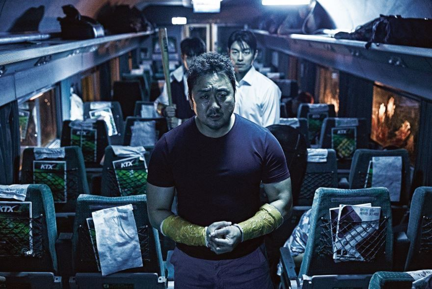 Лучшие картинки и фото фильма Поезд в Пусан 2018 в хорошем качестве