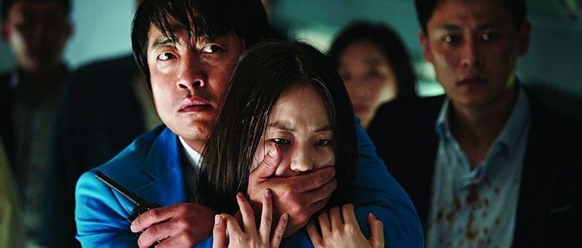 Смотреть бесплатно постеры и кадры к фильму Поезд в Пусан онлайн