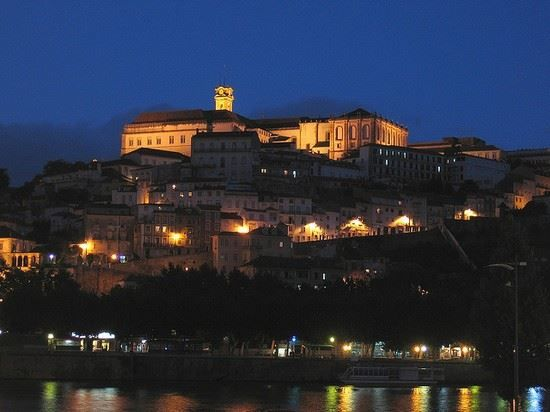 Фото города Коимбра Португалия