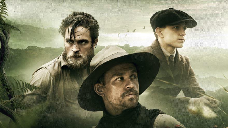 Смотреть бесплатно постеры и кадры к фильму Затерянный город Z онлайн