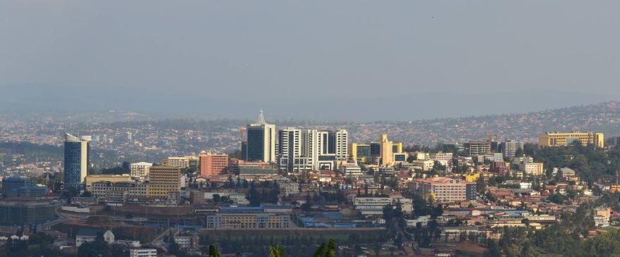 Фото города Кигали Руанда