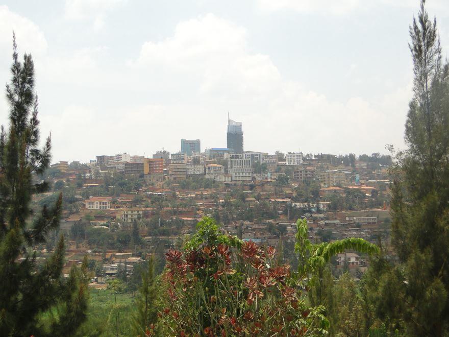 Смотреть красивое фото город Руанда