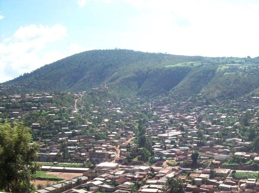 Скачать онлайн бесплатно лучшее фото город Руанда в хорошем качестве