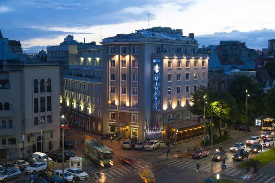 Фото города Бухарест Румыния