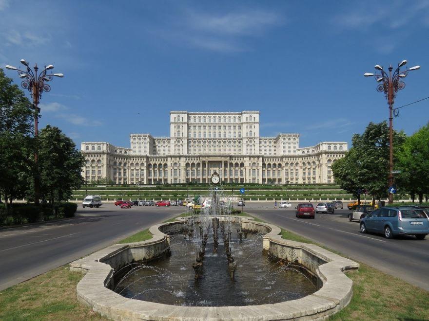 Город Бухарест