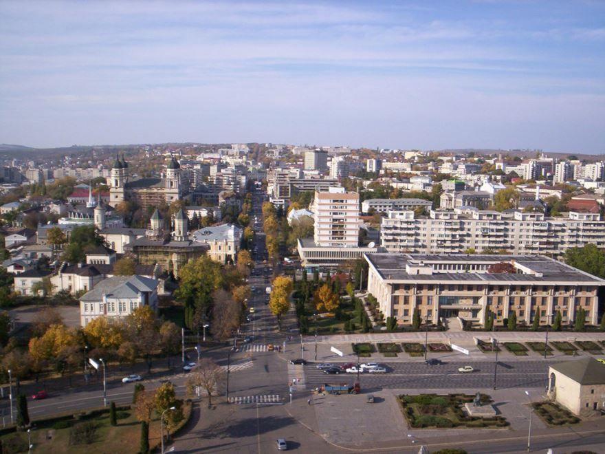 Фото города Яссы Румыния