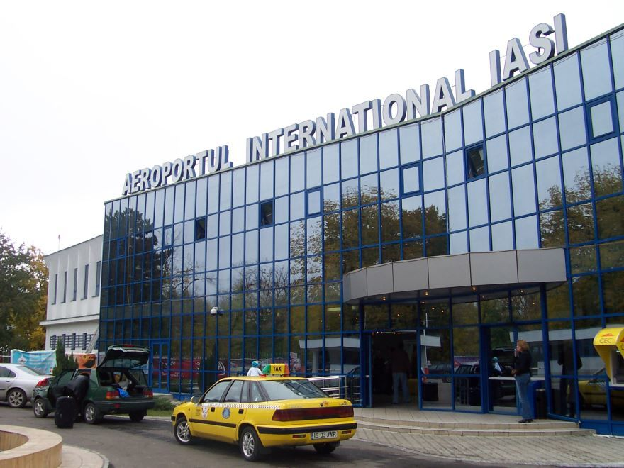 Аэропорт города Яссы Румыния