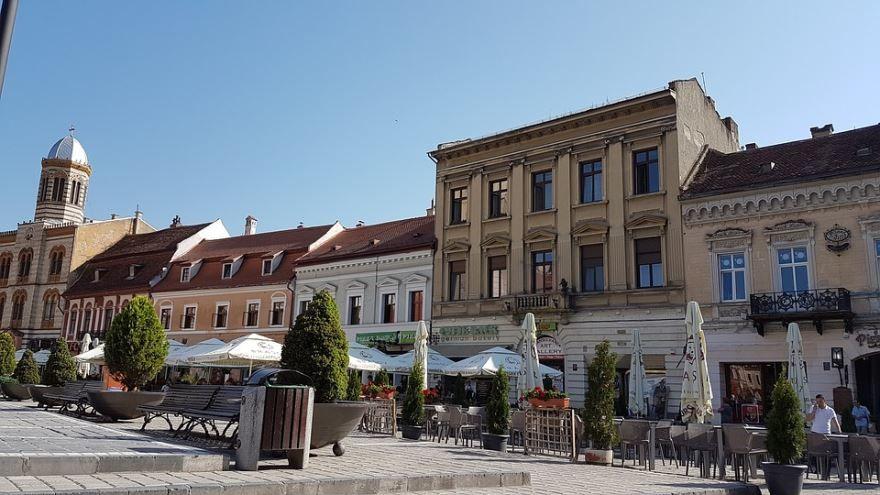 Смотреть красивое фото город Брашов