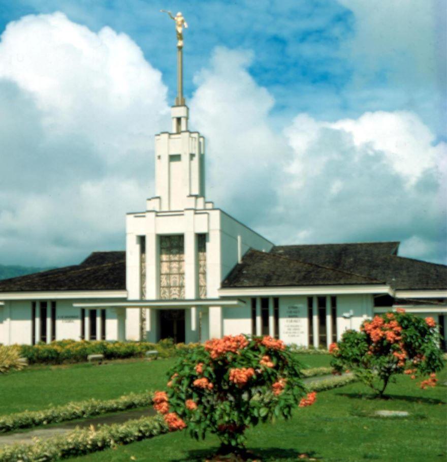 Фото города Апиа Самоа