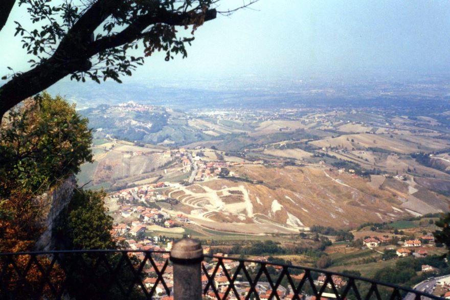 Фото города Сан-Марино