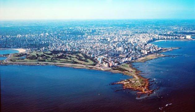 Фото города Монтевидео Уругвай