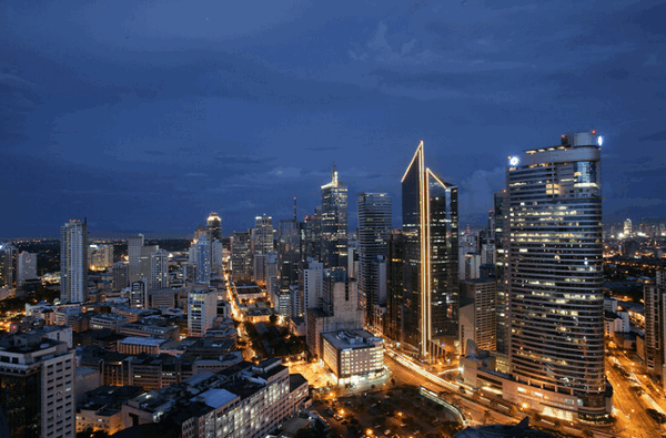 Скачать онлайн бесплатно лучшее фото город Манила в хорошем качестве