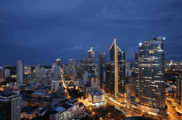 Фото города Манила Филиппины