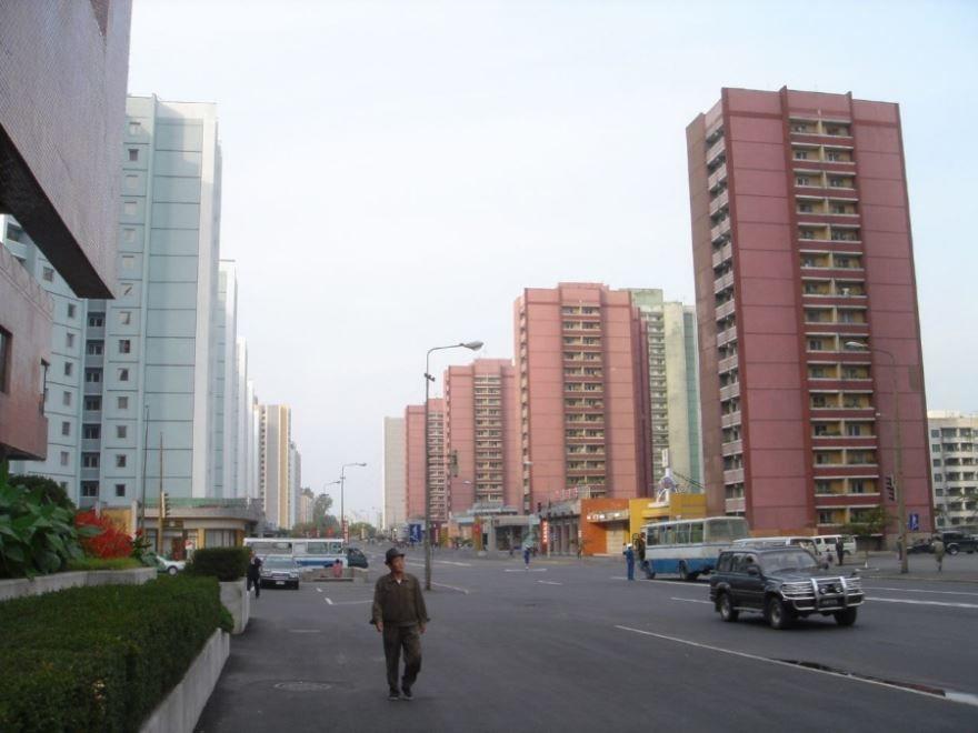 Скачать онлайн бесплатно лучшее фото город Пхеньян в хорошем качестве