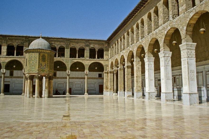 Город Дамаск