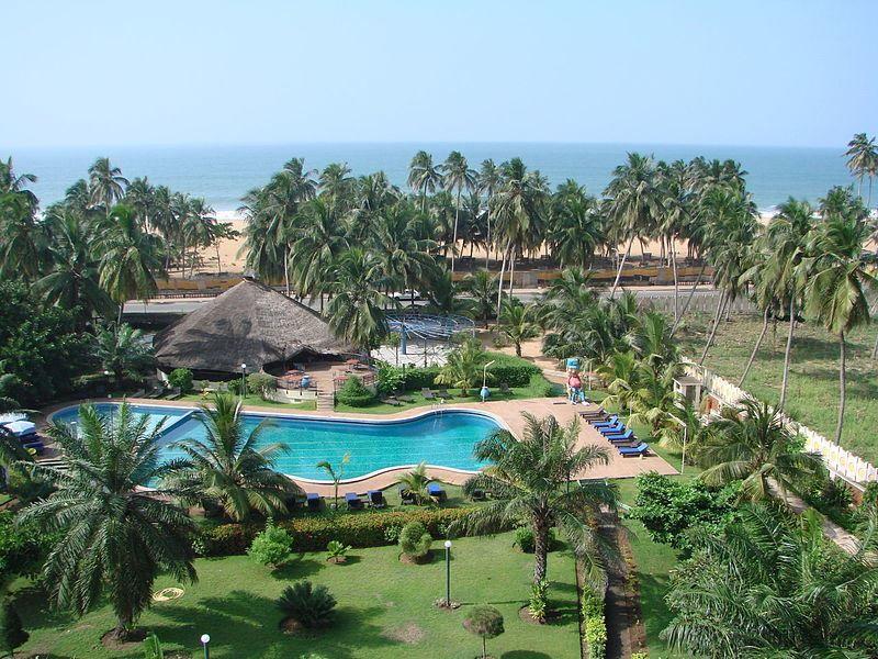 Фото города Ломе Того