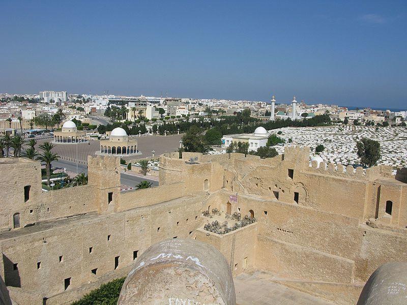 Фото города Тунис
