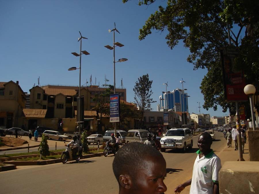 Фото города Кампала Уганда