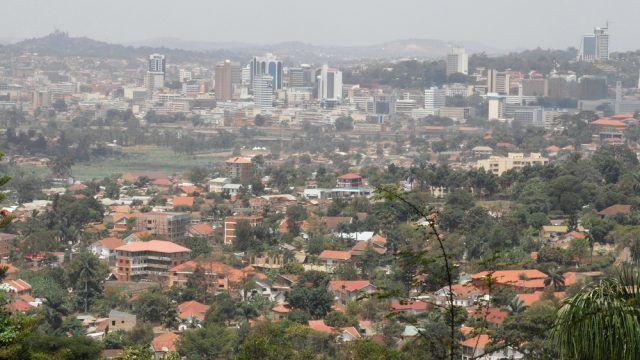 Скачать онлайн бесплатно лучшее фото город Кампала в хорошем качестве