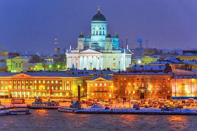 Скачать онлайн бесплатно лучшее фото город Хельсинки в хорошем качестве