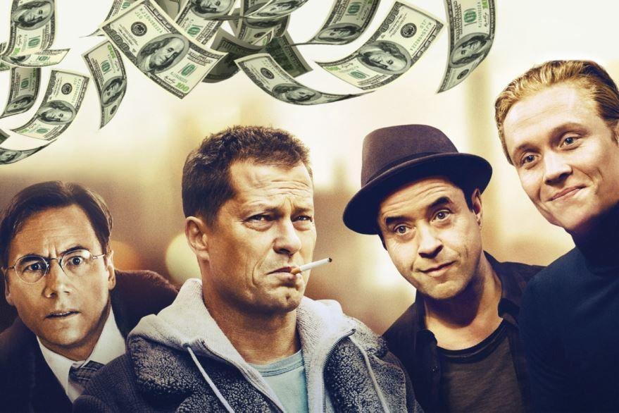 Бесплатные кадры к фильму Четверо против банка в качестве 1080 hd
