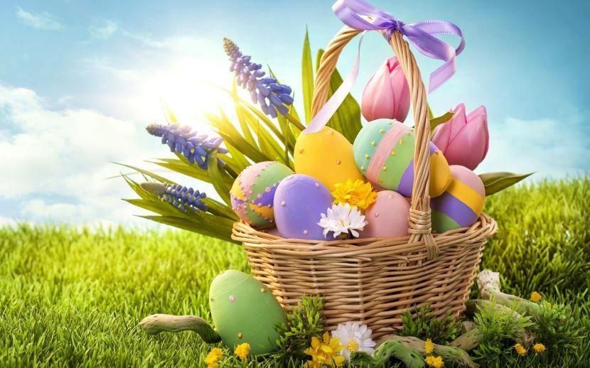 Праздник пасха - 8 апреля
