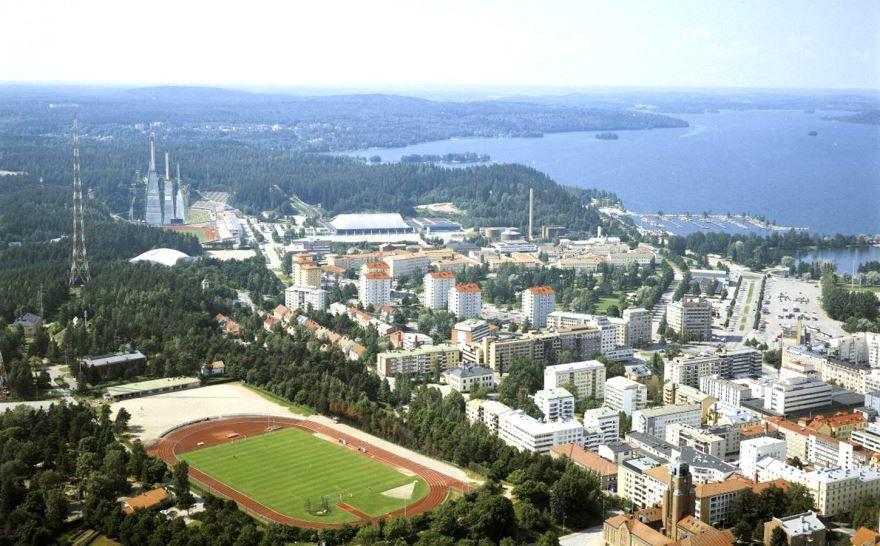 Фото города лахти