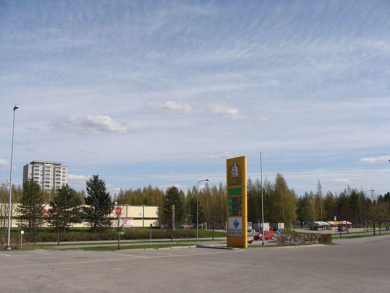 Фото города Иматра Финляндия