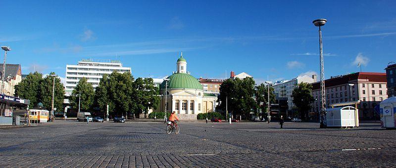 Фото города Турку Финляндия