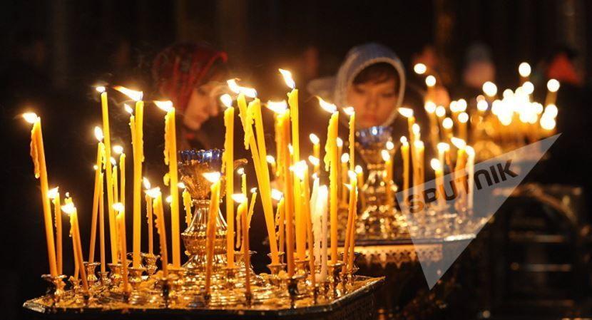 С какого числа начинается Великий православный пост - 11 марта