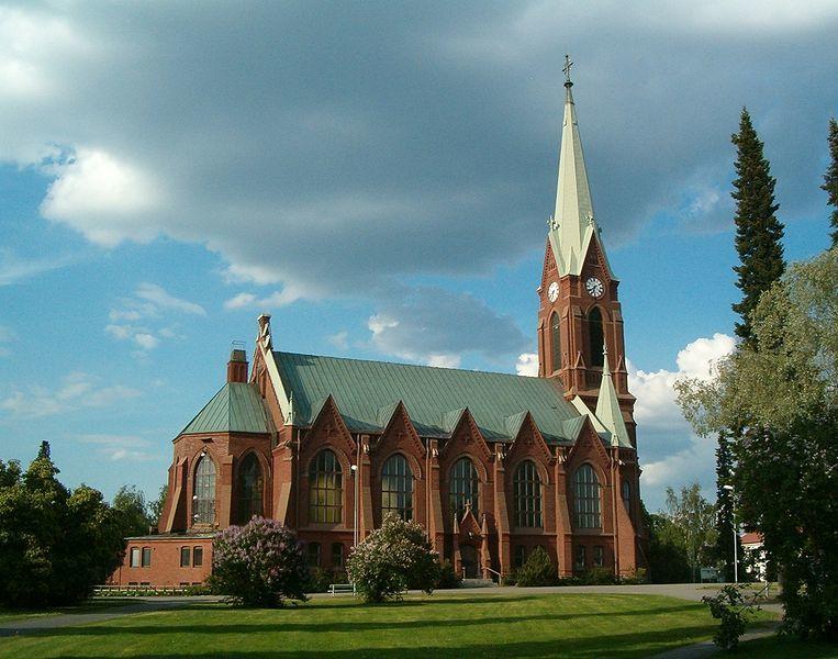 Фото города Миккели Финляндия