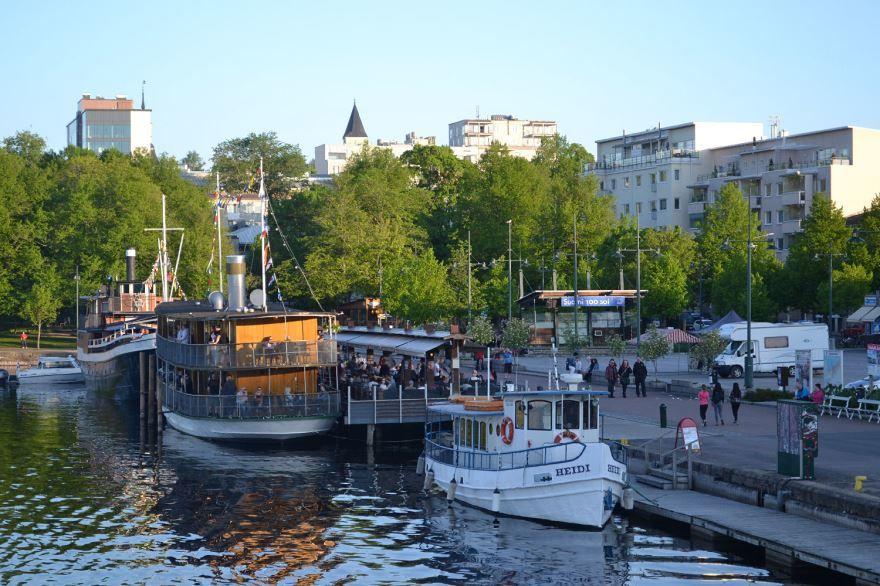 Фото города Лаппеенранта Финляндия