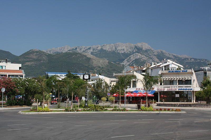 Вид на город Бар