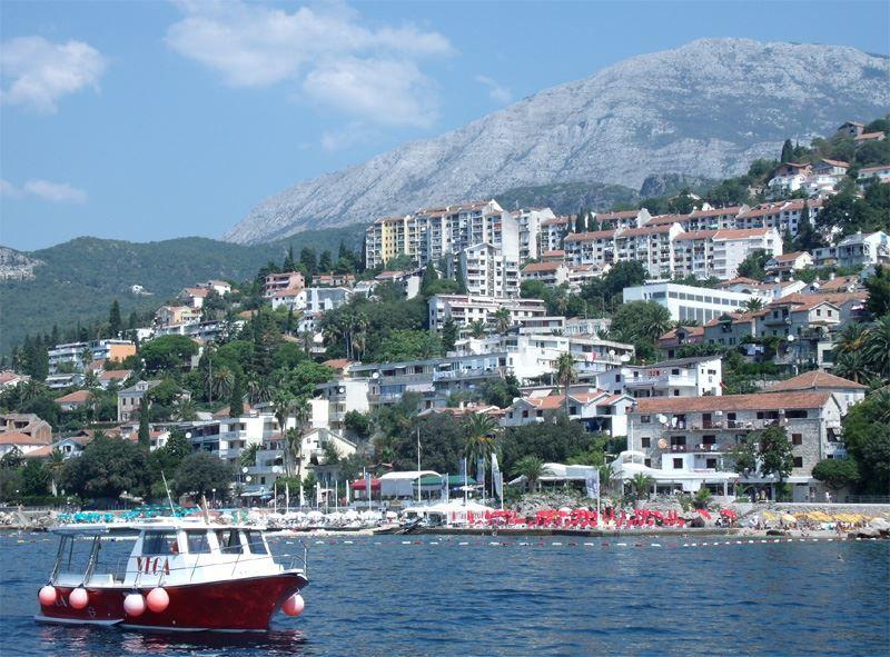 Скачать онлайн бесплатно лучшее фото город Херцег-Нови в хорошем качестве