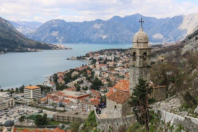 Фото города Котор Черногория