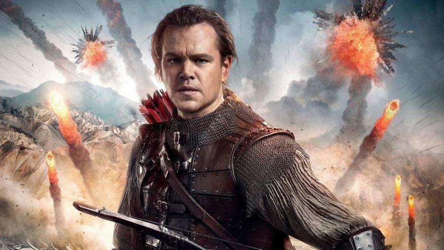 Скачать бесплатно постеры к фильму Великая стена в качестве 720 и 1080 hd