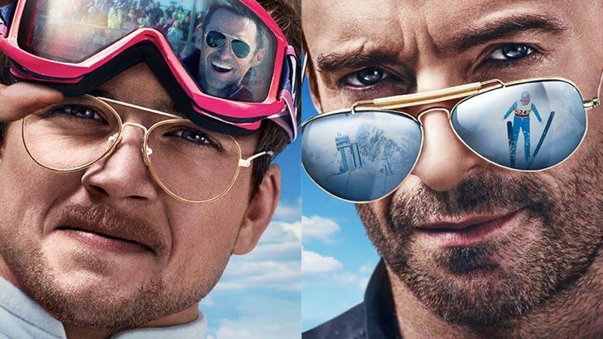 Смотреть бесплатно постеры и кадры к фильму Эдди «Орел» онлайн