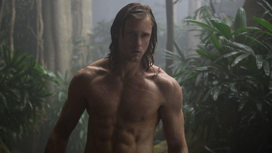 Бесплатные кадры к фильму Тарзан. Легенда в качестве 1080 hd