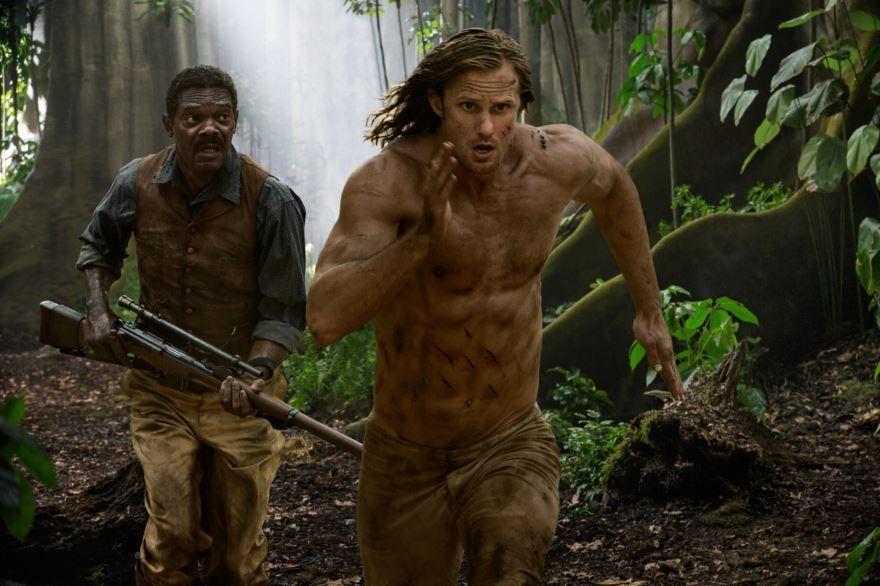 Смотреть бесплатно постеры и кадры к фильму Тарзан. Легенда онлайн