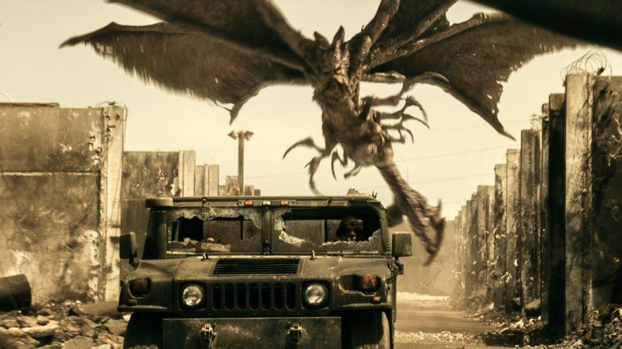 Бесплатные кадры к фильму Обитель зла: Последняя глава в качестве 1080 hd