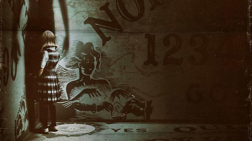 Смотреть бесплатно постеры и кадры к фильму Уиджи. Проклятие доски дьявола онлайн